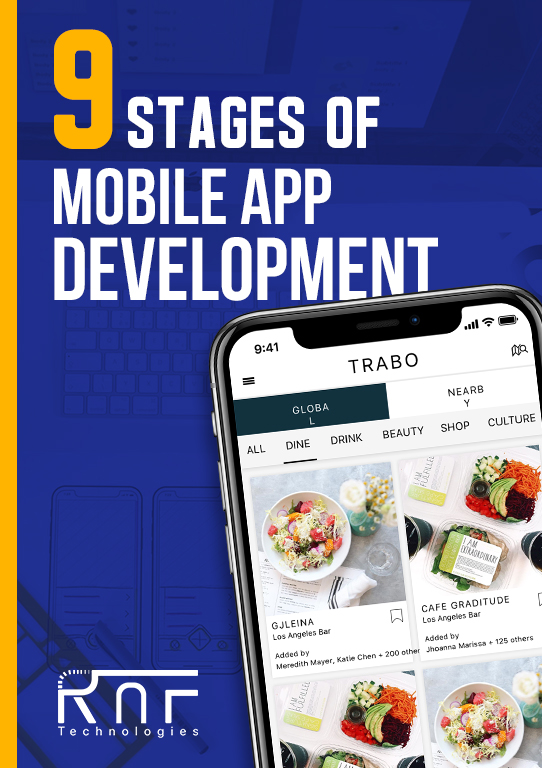 9 Stages of Mobile App Development